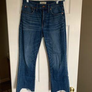 Madewell Cali Demi jeans